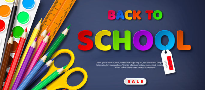 Get Your Kids Ready for Back to School Shopping with Fielder Plaza in Arlington