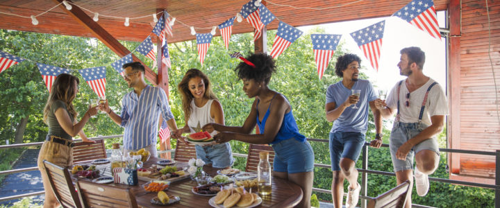 Prepare for Fourth of July 2021 in Arlington by Shopping All Things Summer at Fielder Plaza