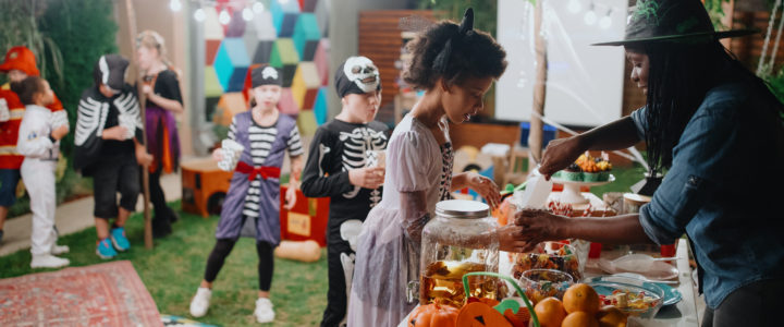 Get Ready For Halloween 2021 in Arlington at Fielder Plaza